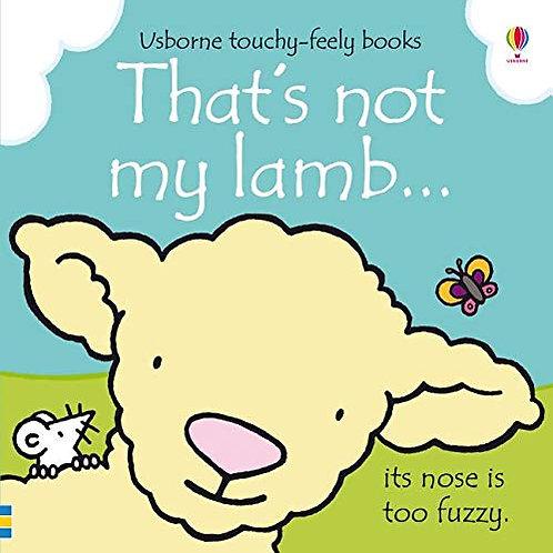 Thats Not My Lamb!