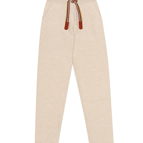 Loro Piana - Suitcase Stripes Cashmere Trackpants