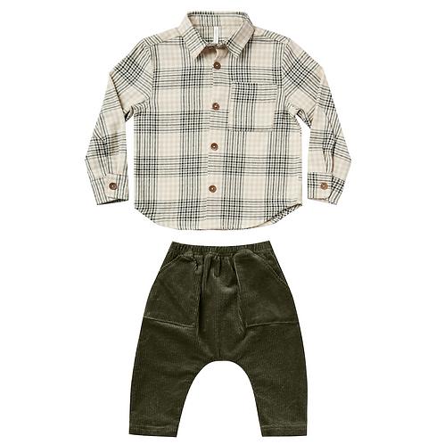 Jack Shirt & Utility Harem Pants