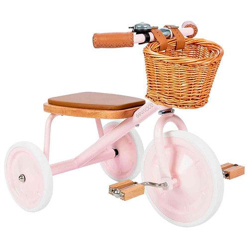 Retro Trike - Pink
