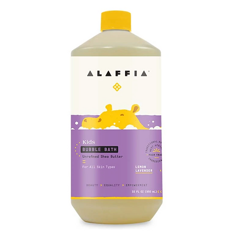 Alaffia - Bubble Bath - Lemon Lavender