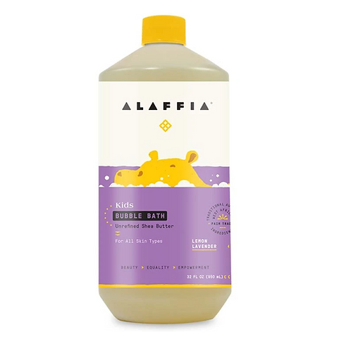 Alaffia - Bubble Bath - Lemon Lavender