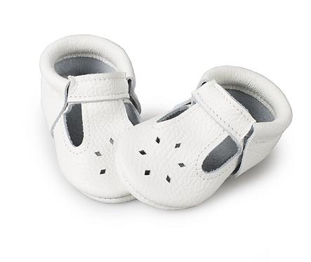 Baby Steps - White Sandal