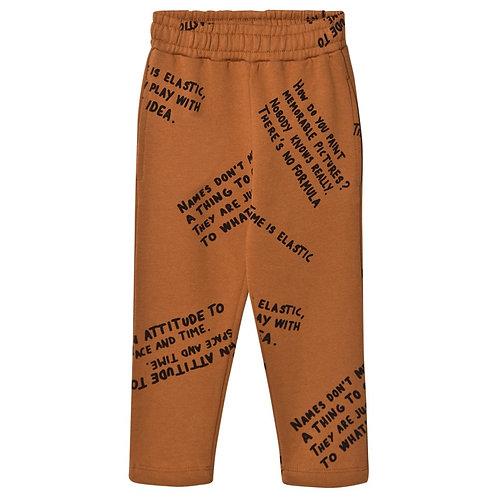 Wawa - Caramel Hockney Sweatpants
