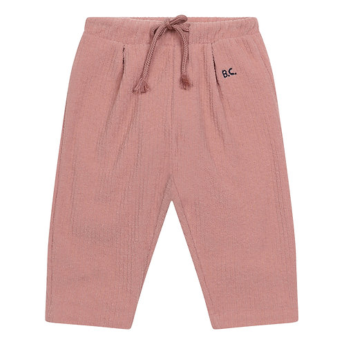 Bobo Choses - Pink Terry Cloth Joggers