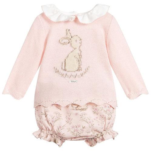 Foque - Pink Bunny Set