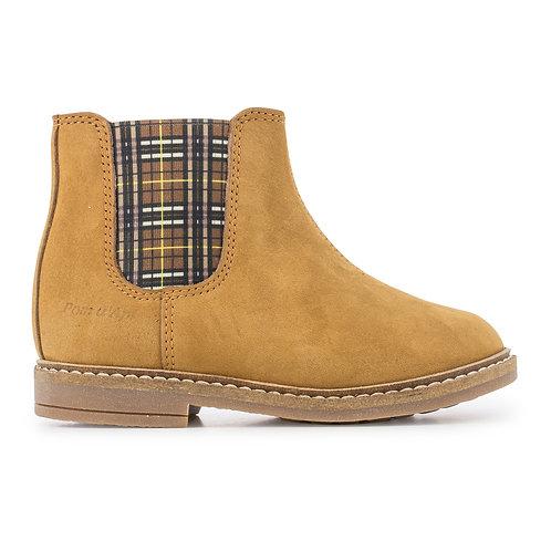 Pom D'api - Brooklyn Leather Camel Boots