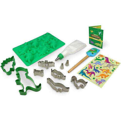 Ultimate Dinosaur Baking Party Set