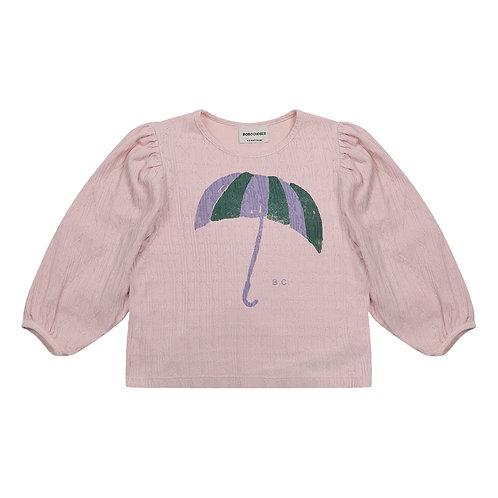 Bobo Choses - Pale Pink Umbrella Top