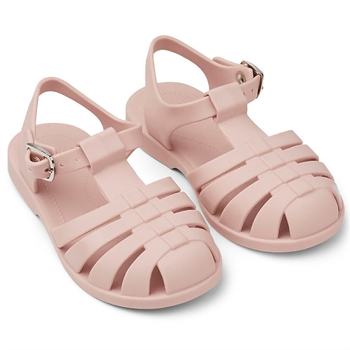 Rose Jelly Sandals