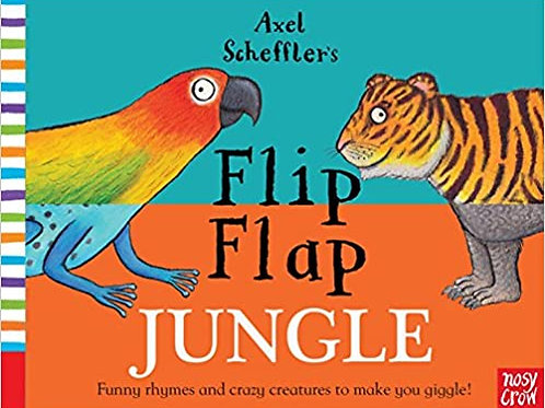 Flip Flap Jungle Book
