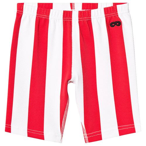 8c48839d5eaaf Beau Loves - Red Stripe Swim Shorts