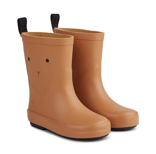 River Rain Boot - Mustard Bunny