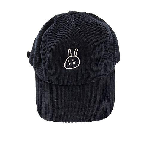 Rabbit Corduroy Cap