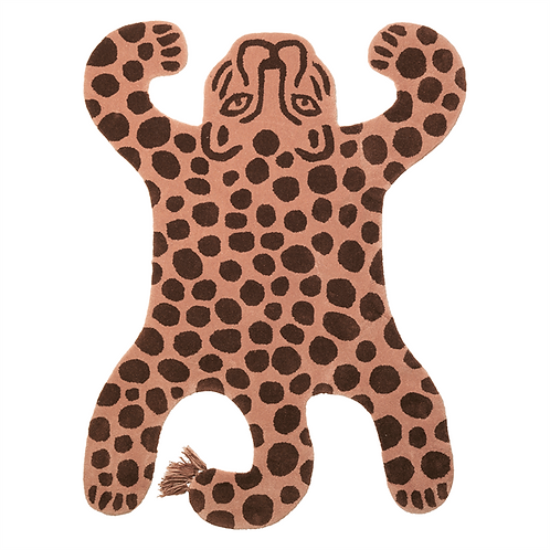 Handmade Safari Tiger Rug