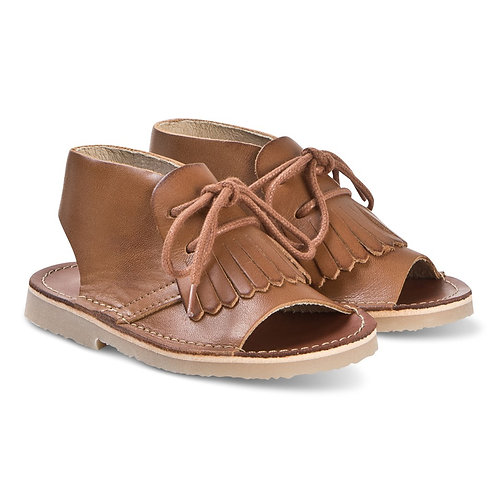Young Soul - Tan Leather Sandals