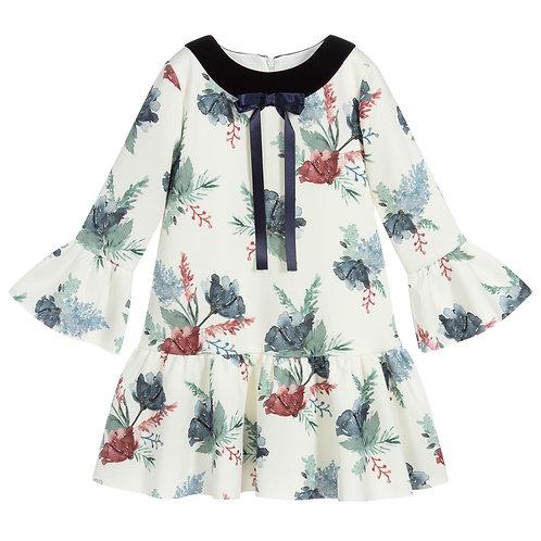 Patachou - Retro Floral Dress