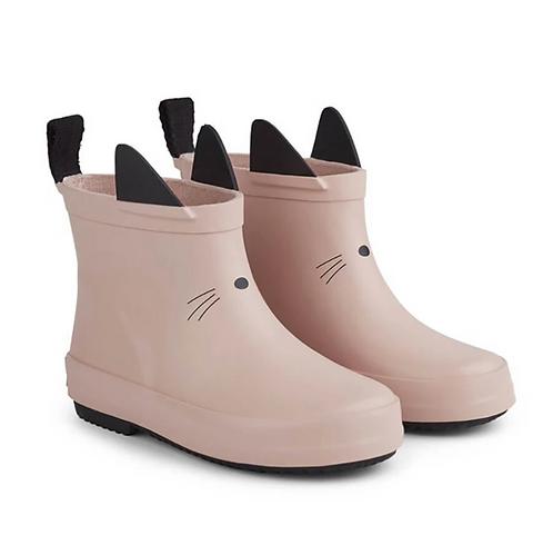 Rainboots - Rose Kitty