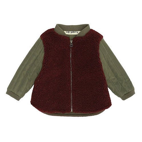 Soft Gallery - Baby Forest Bomber Jacket