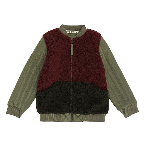 Soft Gallery - Forest Bomber Jacket
