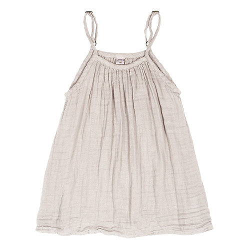 Powder Puff Organic Cotton Gown