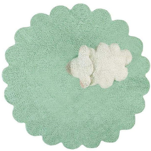Puffy Sheep Rug