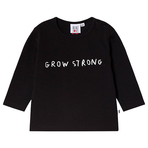 Beau Loves - Grow Strong Baby Shirt