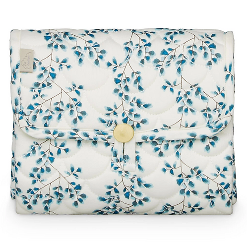 Winter Floral Changing Mat