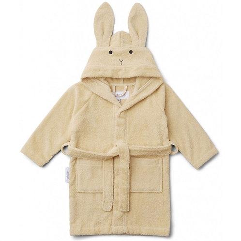 Bunny Robe - Smoothie Yellow