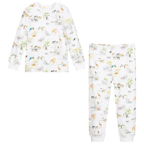 Jungle Life Pajama Set
