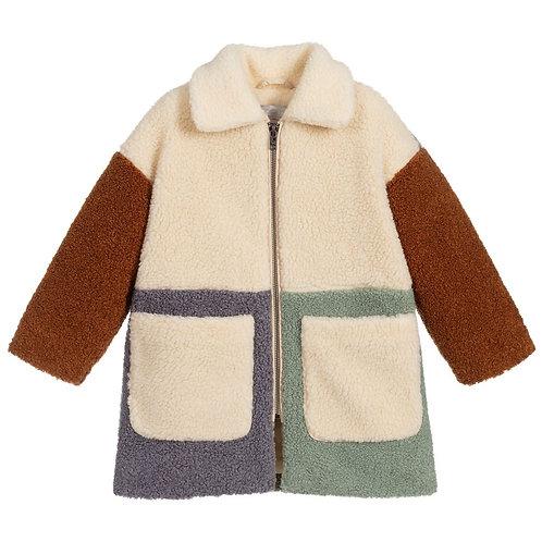 Stella McCartney - Teddy Coat