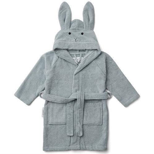 Bunny Robe - Sea
