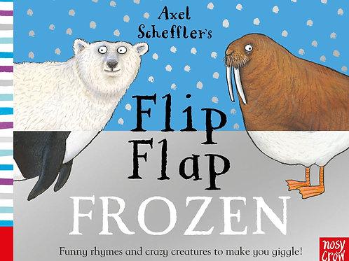Flip Flap Frozen Book