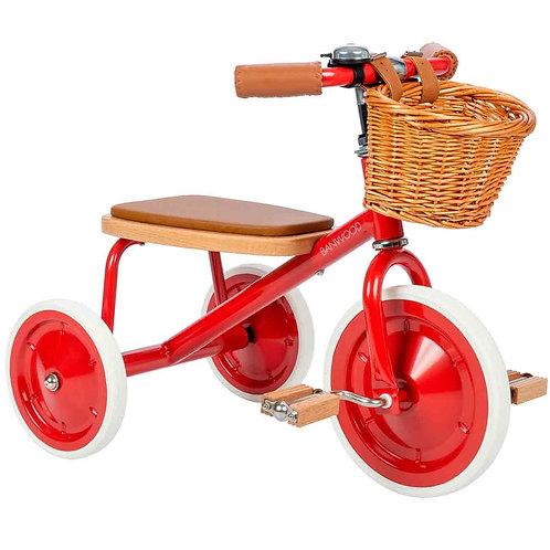 Retro Trike - Red