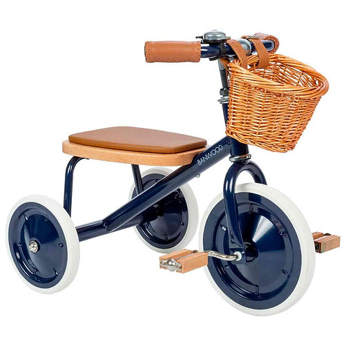 Retro Trike - Navy