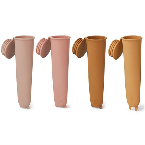 Ice Pops - Pink x Mustard Pack