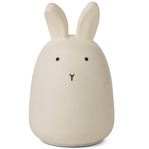 Creme de la Creme Bunny Silicone Night Light