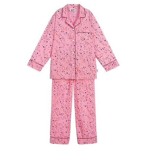 Molo - Organic Cotton Starlight Pajama Set