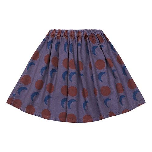 Bobo Choses - Purple Solar Eclipse Skirt