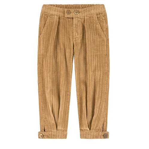 Play Up - Mustard Cord Trousers