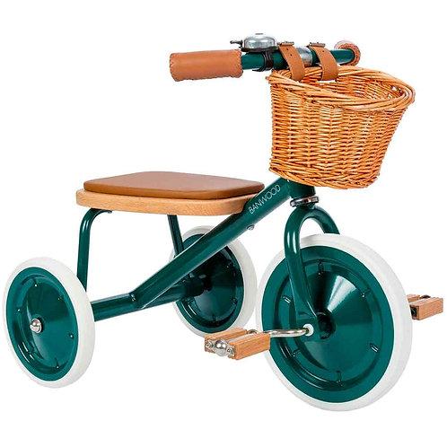 Retro Trike - Green