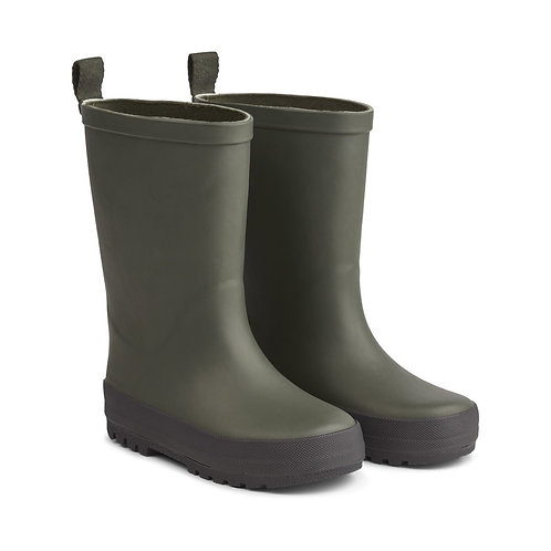 River Rain Boot - Hunter Green