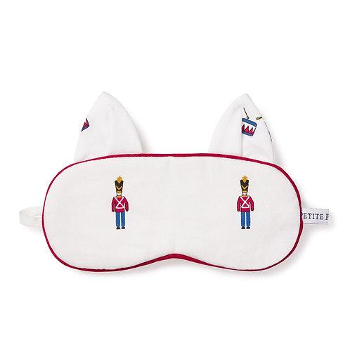 Toy Soldier Kitty Eye Mask