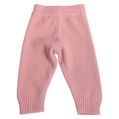 Baby Pull-Up Wool Pants