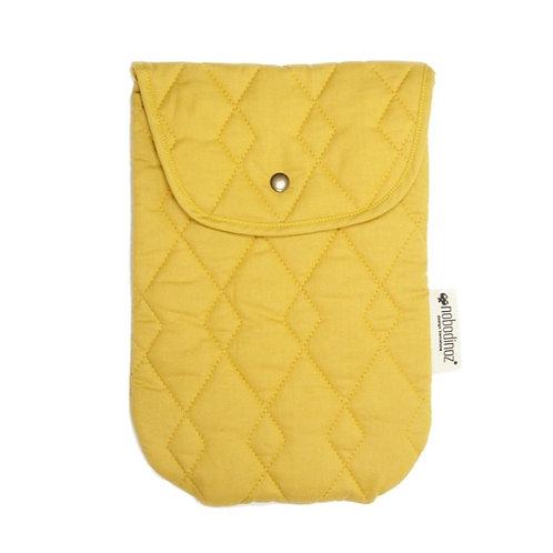 Diaper Case - Yellow
