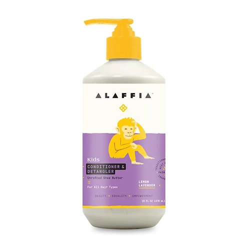Alaffia - Conditioner & Detangler - Lemon Lavender
