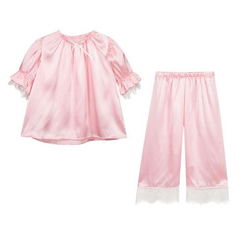 AMIKI - Lolipop Silk Pajama Set