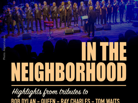 """In the neighborhood"" i Kimen kulturhus 28. mars 2019"