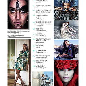 Sheeba Magazine November issue