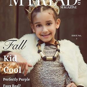 Myriad child magazine